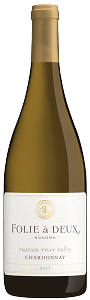 Folie à Deux Russian River Chardonnay 750ml