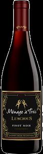 Ménage à Trois Luscious Pinot Noir 750ml