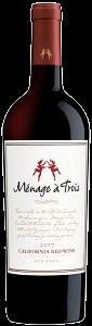 Ménage à Trois Red Wine 750ml