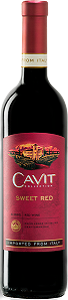 Cavit Sweet Red 750ml