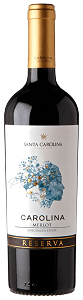 Santa Carolina Resva Merlot 750ml