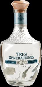 Sauza Tres Generaciones Plata 750ml