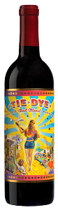 Tie Dye Red Wine Blend 12/75 Cl