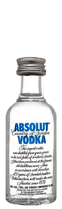 Absolut Original Miniatura 50ml
