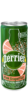 Perrier Grapefruit Lata 250ml