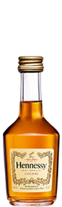 Hennessy V. S. Miniaturas