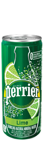 Perrier Lime Lata 30/25cl