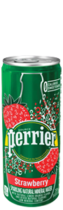 Perrier Strawberry 250ml