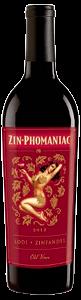 Zinfandel Zin Phomaniac 12/75 Cl