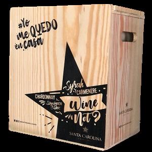 Oferta Santa Carolina Reserva Set Box