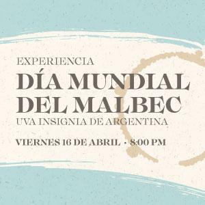 Experiencia Día Mundial del Malbec | Enoteca.do