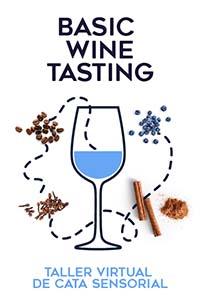 Taller Basic Wine Tasting (Experiencia incluye box con quesos y fiambres)