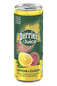 Perrier & Juice Guava Lemon