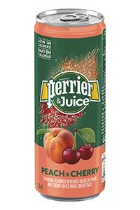 Perrier & Juice Cherry Peach