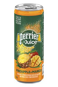 Perrier & Juice Pineapple Mango