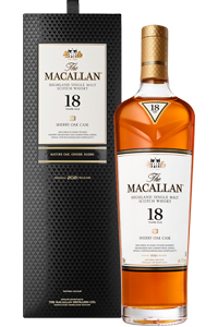 The Macallan Sherry Oak 18 Años